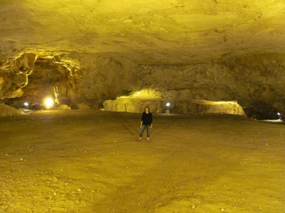 Zedekiah's Cave under Jerusalem