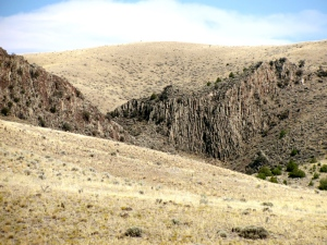 Block Mountain, Dillon, MT